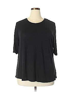 Who What Wear Sleeveless T-Shirt Size 3X (Plus)