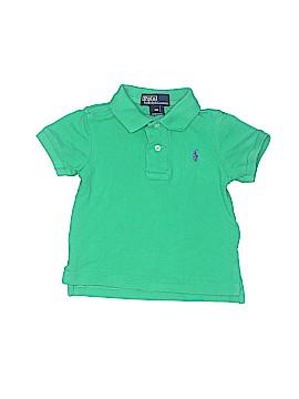 Polo by Ralph Lauren Short Sleeve Polo Size 9 mo