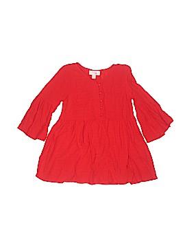 GB Girls 3/4 Sleeve Top Size 4