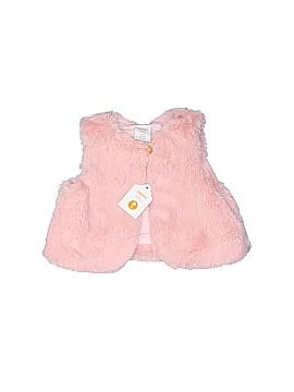 Gymboree Faux Fur Vest Size 6-12 mo