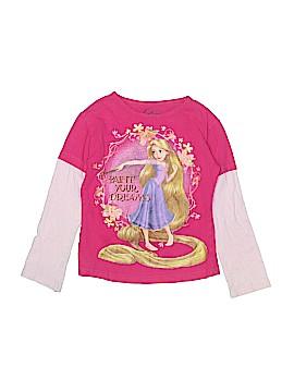 Disney Long Sleeve T-Shirt Size 6X