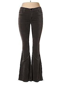 J Brand Velour Pants 31 Waist