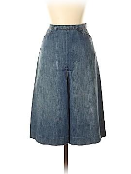 Talbots Denim Skirt Size 4