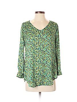 Liz Claiborne 3/4 Sleeve Blouse Size S