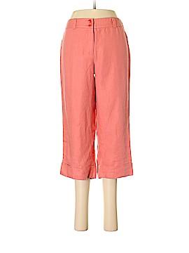 Rafaella Linen Pants Size 6 (Petite)