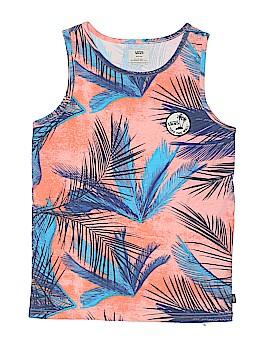 Vans Sleeveless T-Shirt Size 16