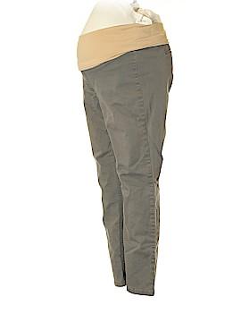 Ann Taylor LOFT Khakis Size 8 (Maternity)