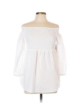 No Boundaries 3/4 Sleeve Blouse Size XL
