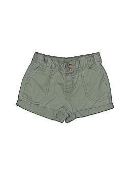 Carter's Khaki Shorts Size 24 mo