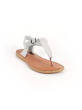 Salt Water Sandals Size 8
