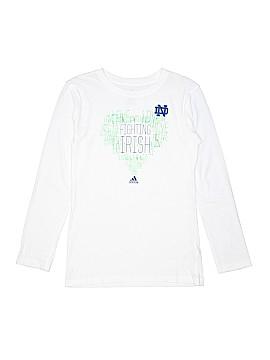 Adidas Long Sleeve T-Shirt Size 14 - 16