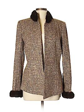 Dana Buchman Wool Coat Size 8