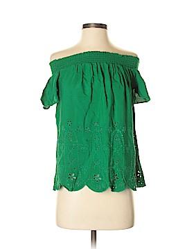 Style&Co Short Sleeve Blouse Size XS