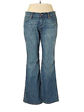 New York & Company Jeans Size 14 (Petite)