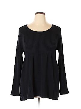 Jessica London Long Sleeve Top Size 18 (Plus)