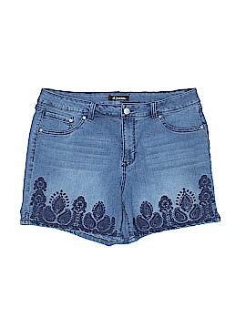 D. Jeans Denim Shorts Size 14