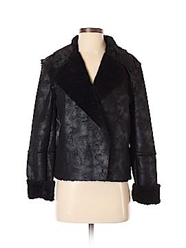 Splendid Faux Leather Jacket Size S