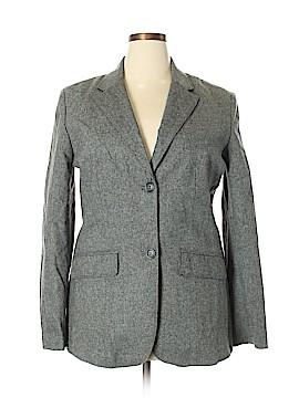 Eddie Bauer Wool Blazer Size 20 (Plus)