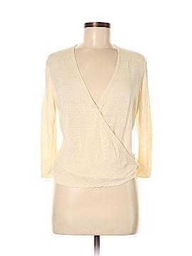 Nic + Zoe 3/4 Sleeve Blouse Size M