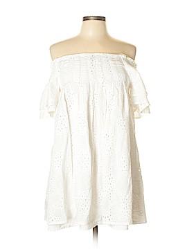 J.O.A. Los Angeles Short Sleeve Blouse Size S