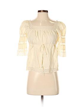 DKNY 3/4 Sleeve Blouse Size 2