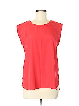 J. Crew Factory Store Short Sleeve Blouse Size M (Petite)