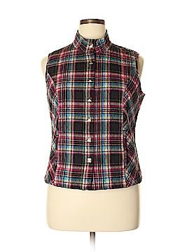 Christopher & Banks Vest Size XL