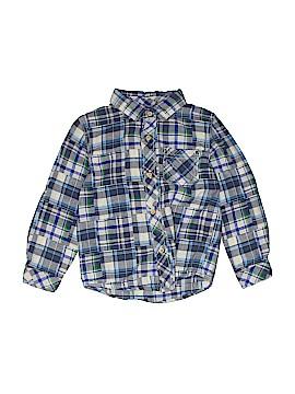 Genuine Kids from Oshkosh Long Sleeve Button-Down Shirt Size 5T
