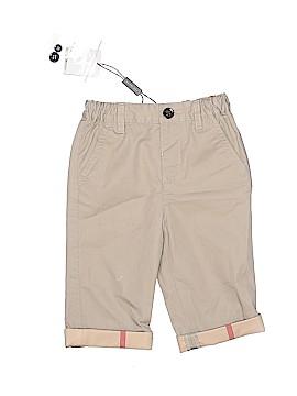 Burberry Khakis Size 9 mo