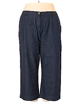 Ulla Popken Jeans Size 24 (Plus)