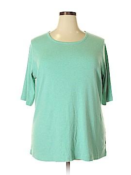 Duluth Trading Co. 3/4 Sleeve T-Shirt Size 2X (Plus)