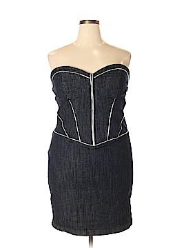 Boom Boom Jeans Casual Dress Size 2X (Plus)