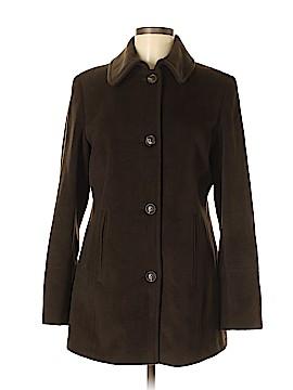 Calvin Klein Wool Coat Size S