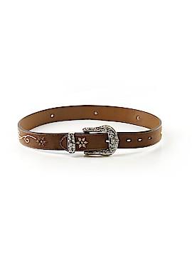 Nocona Belt Co. Leather Belt Size S