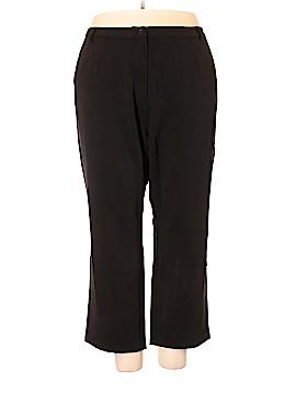 Ulla Popken Casual Pants Size 24 (Plus)