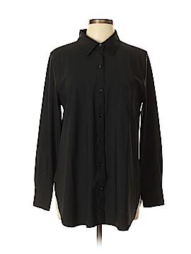 Lysse Long Sleeve Blouse Size L