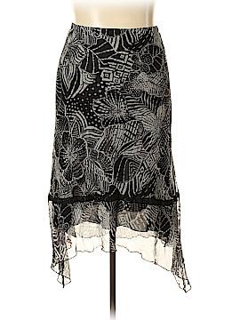 New York City Design Co. Silk Skirt Size 3X (Plus)