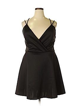 Charlotte Russe Cocktail Dress Size 1X (Plus)