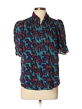 Maeve Short Sleeve Blouse Size 8