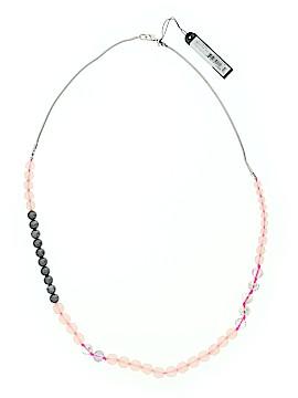 Aqua Necklace One Size
