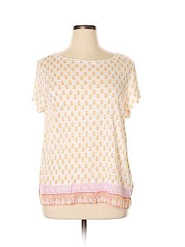 J.jill Short Sleeve T-Shirt Size XL
