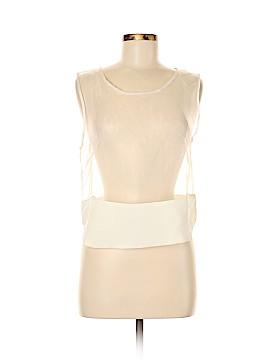 Gracia Sleeveless Blouse Size M
