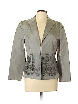 Anne Klein Silk Blazer Size 10