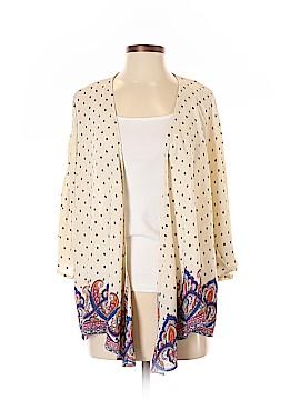 LA Hearts Kimono One Size