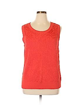 Jones New York Collection Sleeveless Top Size 2X (Plus)