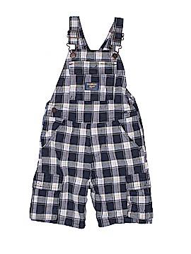 OshKosh B'gosh Overall Shorts Size 4 (48 MON)
