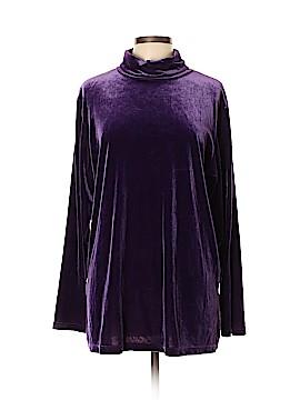 Denim Co Long Sleeve Top Size L