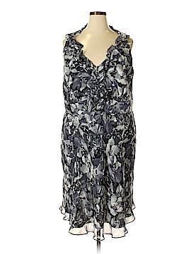 Donna Ricco Cocktail Dress Size 22 (Plus)
