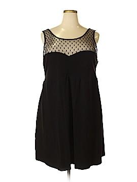 Torrid Casual Dress Size 26 (Plus)