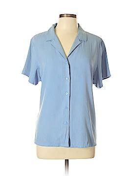 Tommy Bahama Short Sleeve Silk Top Size XL